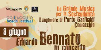 Comacchio Beach Festival cast completo edizione 2018