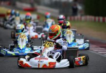 WSK Open Cup Leonardo Marseglia chiude top ten Lonato