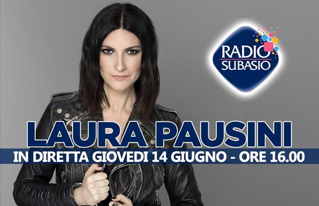 Laura Pausini racconta Radio Subasio