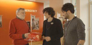Ermal Meta Fabrizio Moro Gino Strada Musica per Emergency