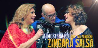 Atmosfera Blu Iva Zanicchi Zingara versione salsa
