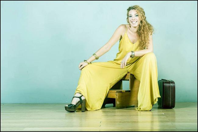 """Agnese Valle allo Schuster di Roma, opening act di """"Almamegretta+Africa Unite"""""""