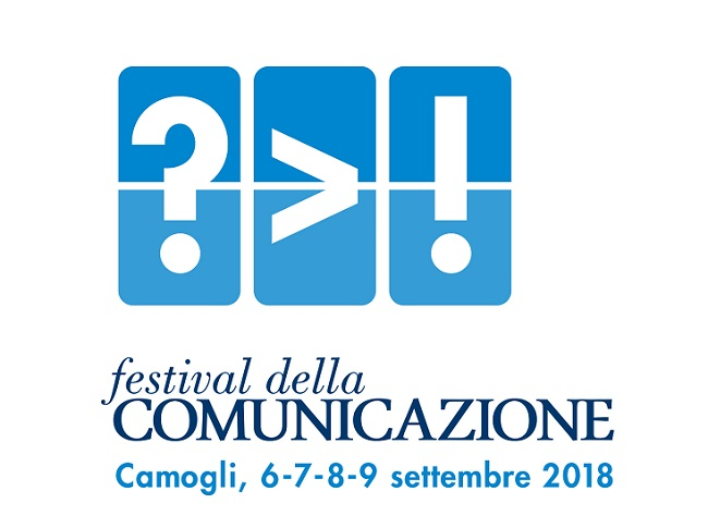 Festival della Comunicazione a Camogli dal 6 al 9 settembre 2018