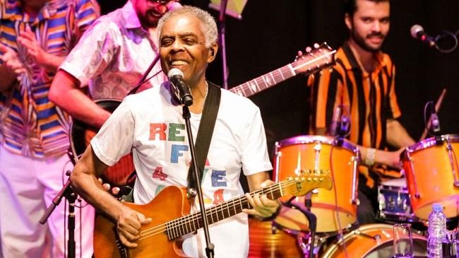 """Gilberto Gil: le date italiane del Tour, sul palco con l'album """"Refavela 40"""""""