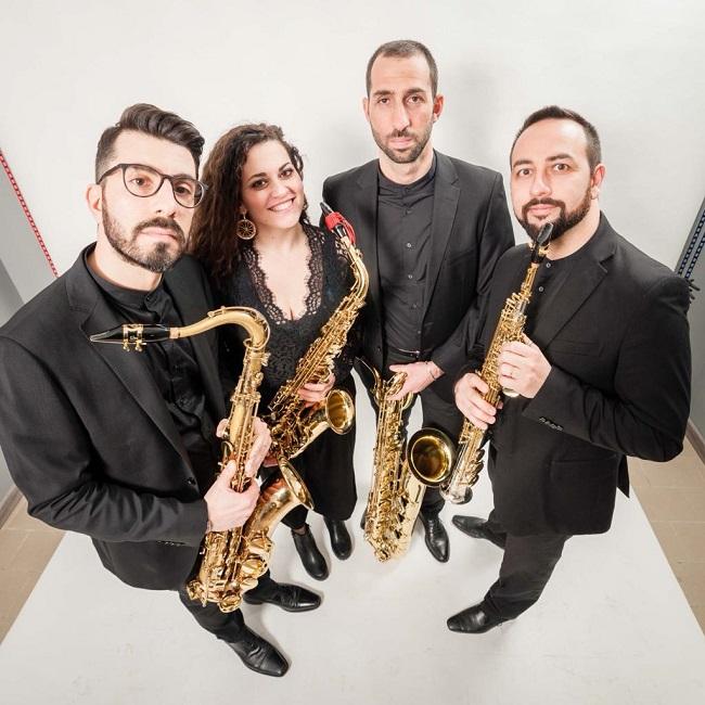 """Triskeles Saxophone Quartet: le date del Tour """"Triskeles all'opera"""""""