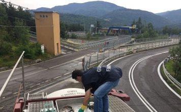 Bologna contrabbando gasolio sequestrata autocisterna