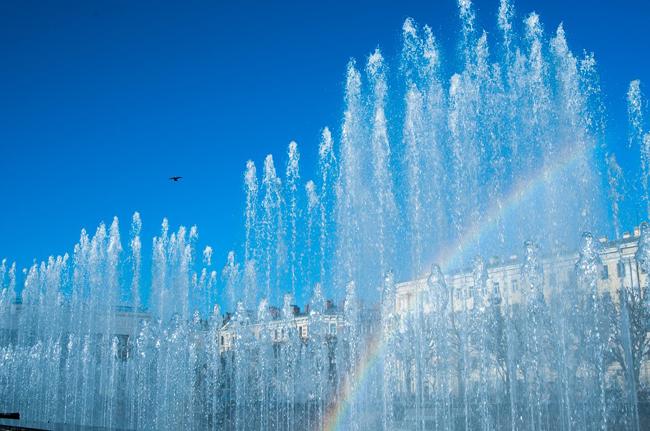 fontana San Pietroburgo