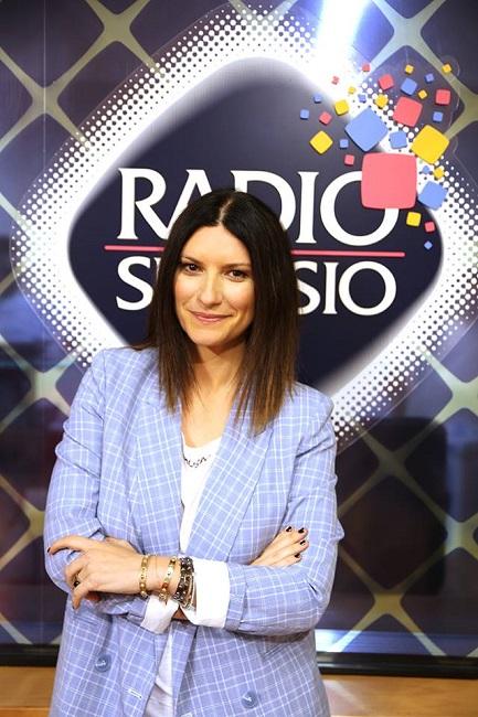 Laura Pausini artista maternità Radio Subasio