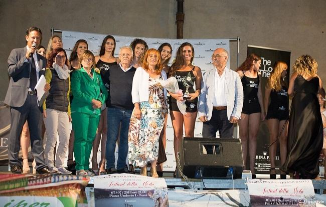 Festival della Moda premiate Nemi