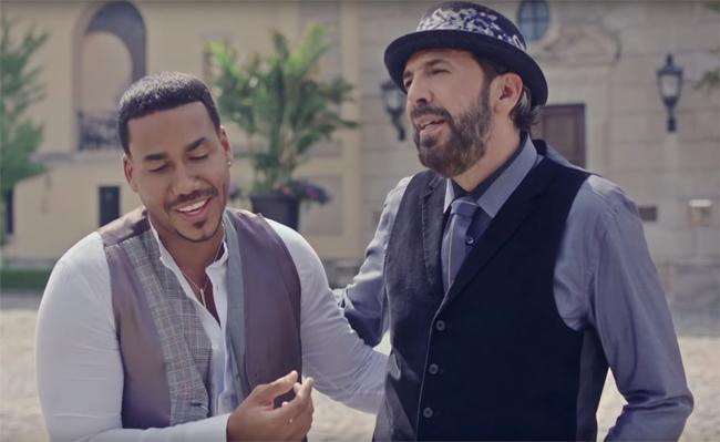 Romeo Santos Luis Guerra 1° classifica musica salsa bachata kizomba luglio 2018