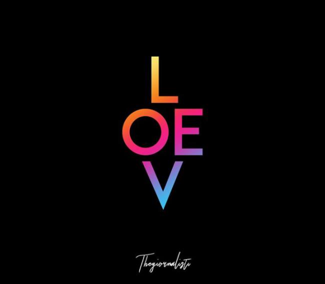 """""""LOVE"""" - Copertina e Tracklist del nuovo album dei Thegiornalisti"""