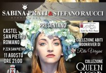 Festival della moda The Look of the Year Castel San Pietro Romano