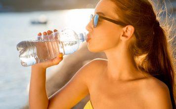 Sbalzi termici consigli corretta idratazione