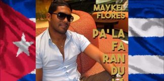 Mayker Flores 1° classifica musica salsa bachata kizomba agosto 2018
