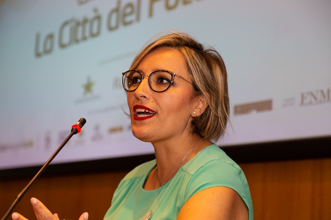 Barbara Molinario, Presidente Road to Green 2020