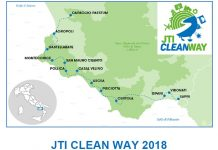 Progetto JTI Clean Way 2018