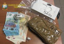 Gdf Trento, stroncato traffico internazionale di droga