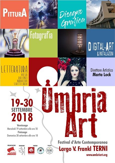 umbria art 2018