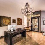 villa linneo reception ingresso
