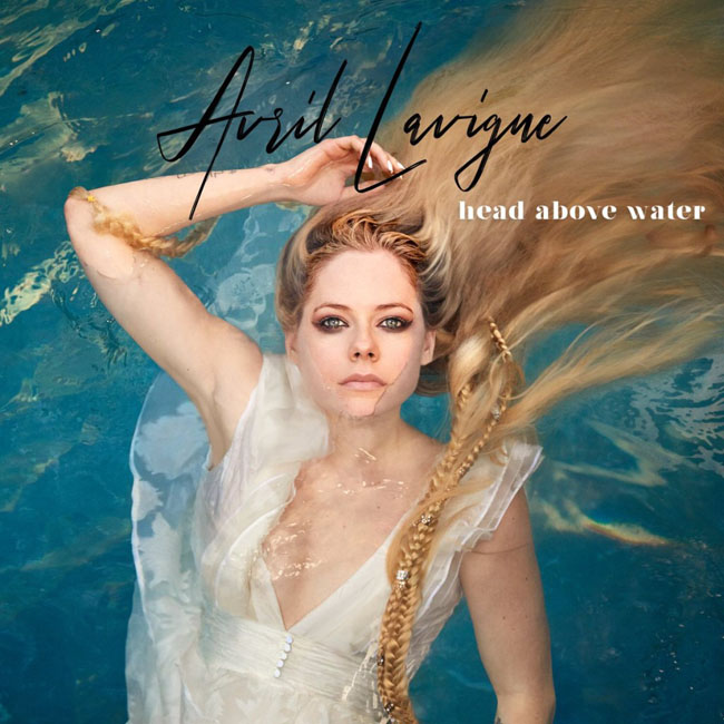 Avril Lavigne in vetta alla Top 20 con Head above water