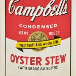 Campbell's Soup © The Andy-Warhol-Foundation for the Visual Arts Inc