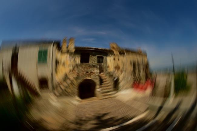 centro storico di Chieuti