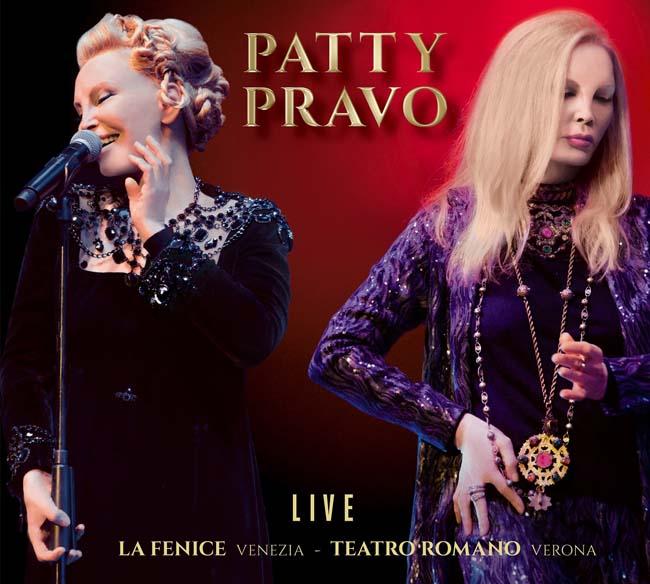 doppio album Patty Pravo live
