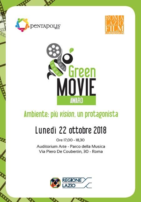 green movie award 2018
