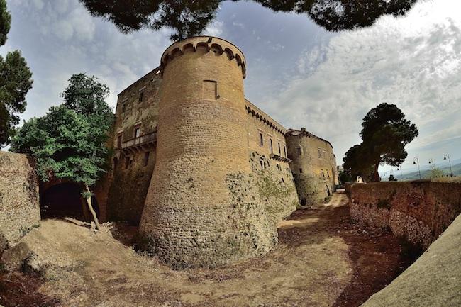 il castello di Serracapriola