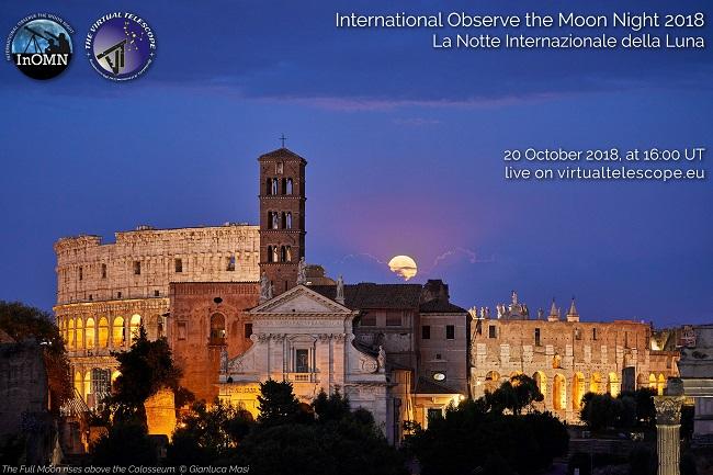 Notte Internazionale della Luna
