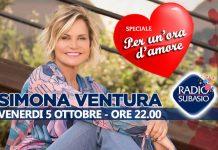 Simona Ventura Radio Subasio
