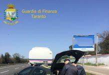 Taranto operazione oro blu