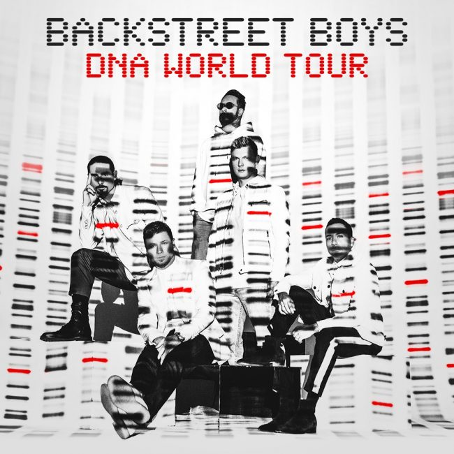 Backstreet Boys annunciano l'album DNA