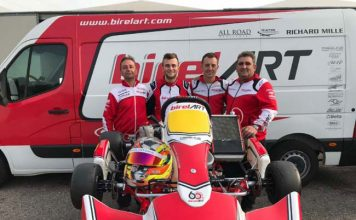 Alex Irlando team