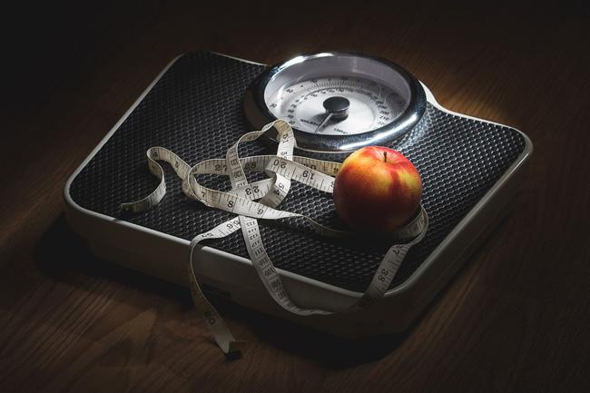 bilancia mela metro