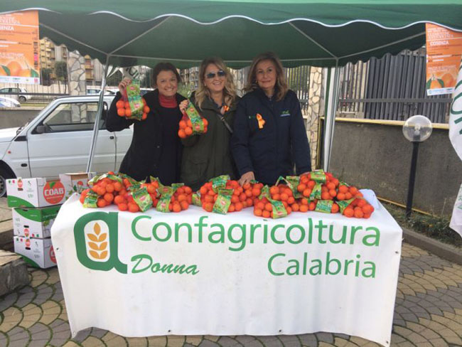 clementine donne calabria