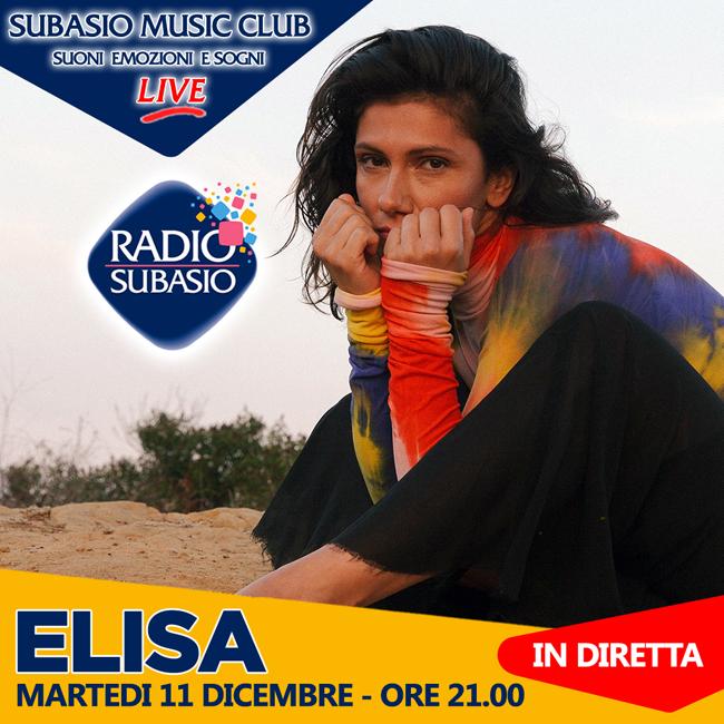 Elisa radio subasio