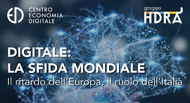 Roma, Digitale: la sfida mondiale
