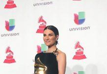 Laura Pausini grammy 2018