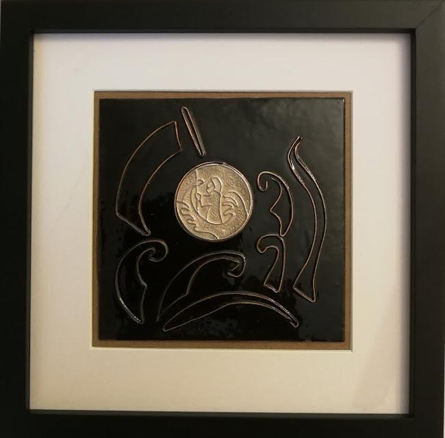 medaglia san francesco di paola