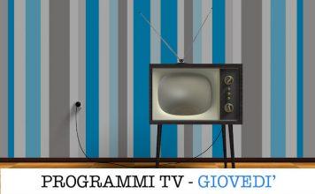 programmi tv giovedi