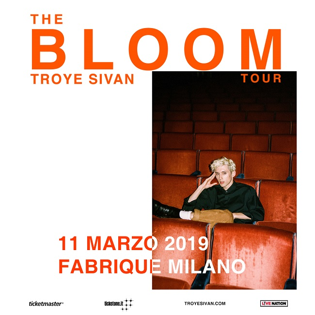 The Bloom 11 marzo 2019 Fabrique Milano