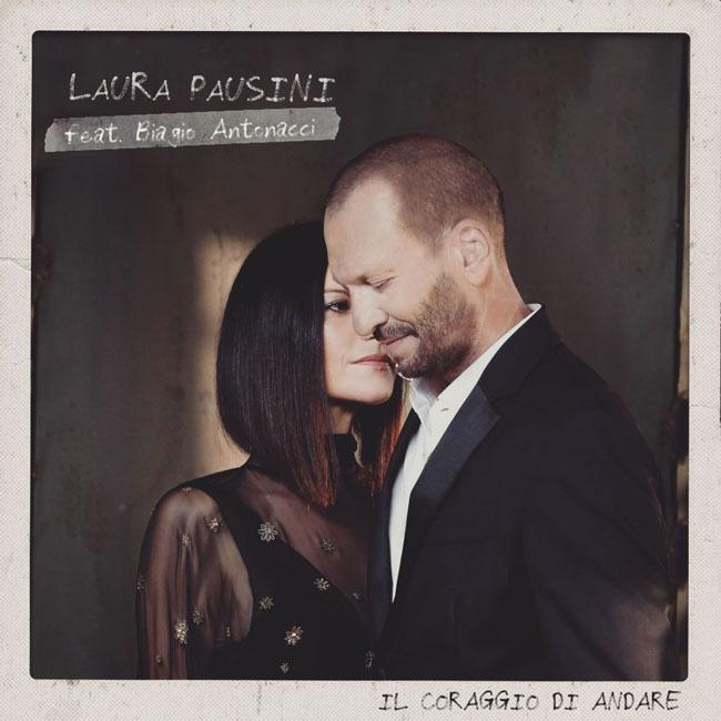 Laura Pausini con Biagio Antonacci in concerto a Cagliari