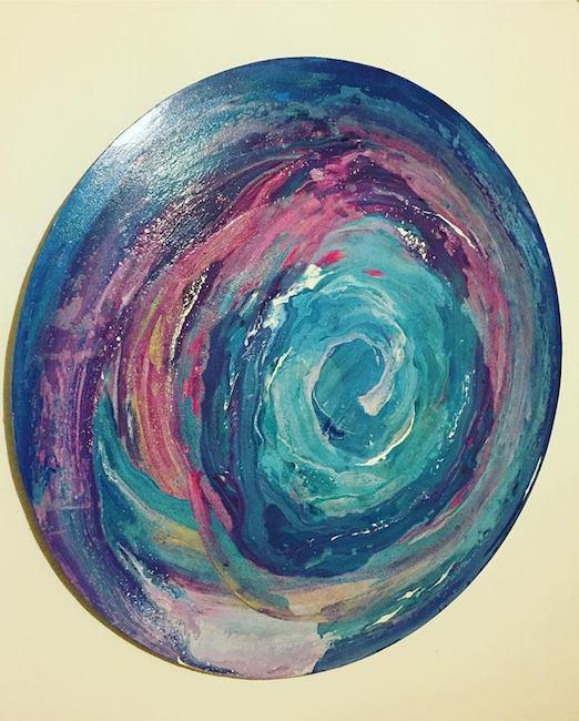 il mio universo diametro