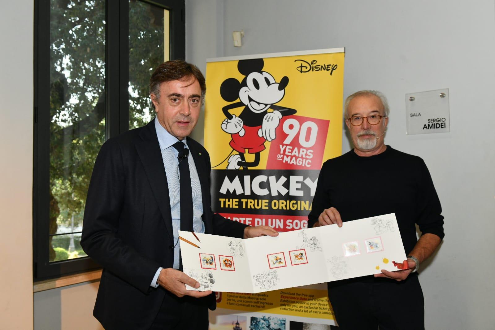 Giuseppe Lasco e Giorgio Cavazzano
