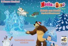 masha e orso 8 dicembre 2018