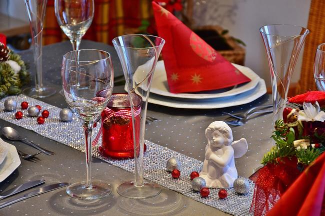 tavola Natale