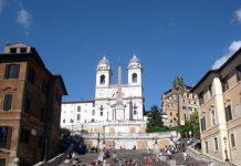Trinita dei Monti Roma