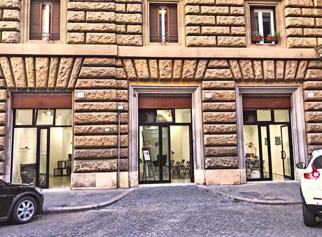 galleria medina arte Roma