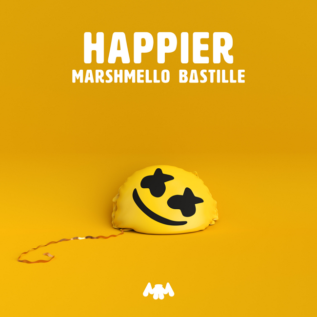 Happier Mashmello feat Bastille
